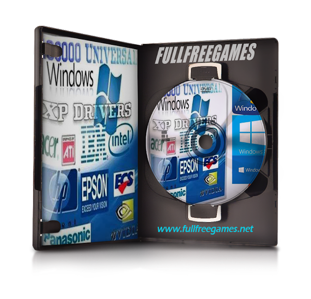hp drivers for windows xp