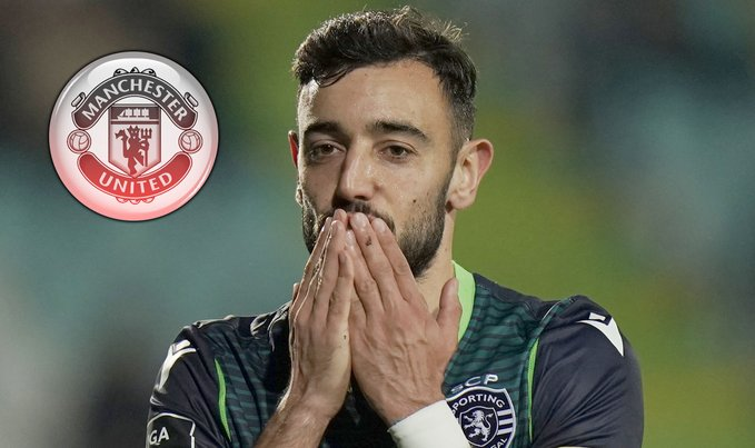 LIVE! Bruno Fernandes 'Agrees' Personal Terms With Manchester United (Details)