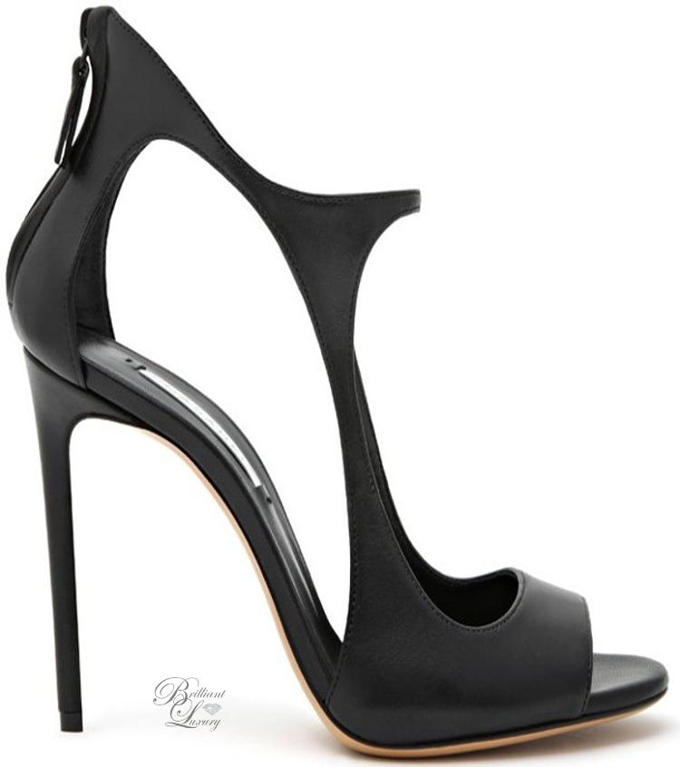 Brilliant Luxury ♦ Casadei Ankle Strap Sandal