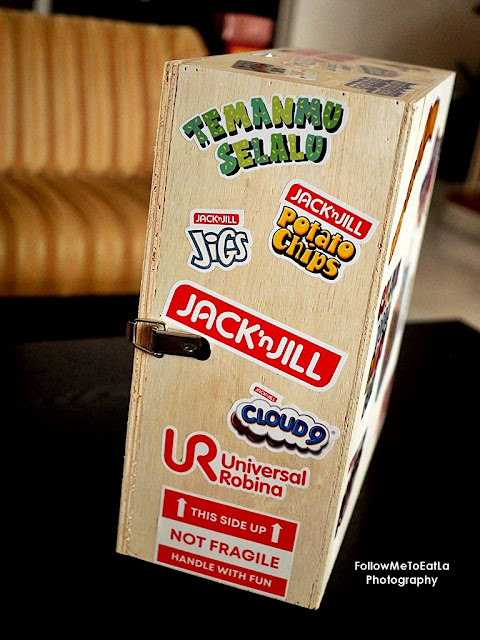 Jack 'n Jill Fun Treasure Snack Box