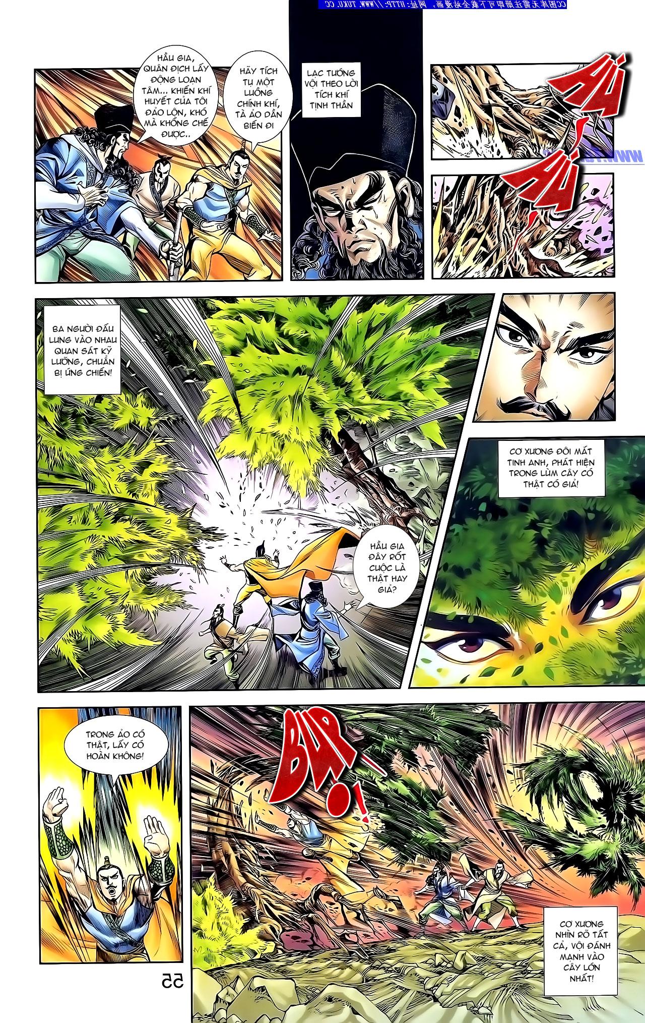 Cơ Phát Khai Chu Bản chapter 134 trang 7