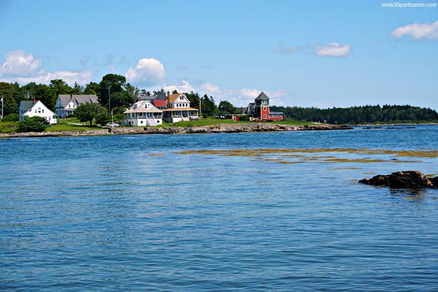 Orr's Island en Harpswell, Maine
