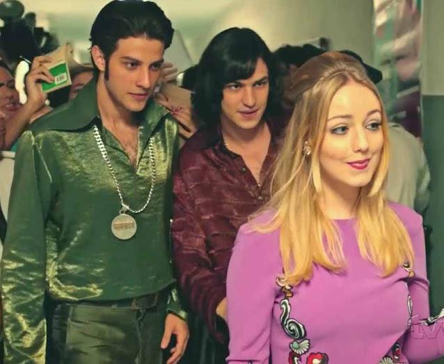 Erasmo, Roberto e Wanderlea em minha fama de mau