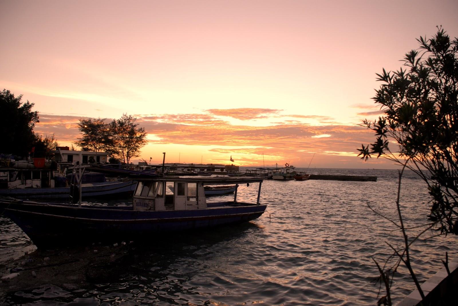 Wisata Taman Nasional Laut Kepulauan Seribu - Parawisata ...
