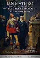 Plakat - Jan Matejko z Lwowskiej Narodowej Galerii Sztuki
