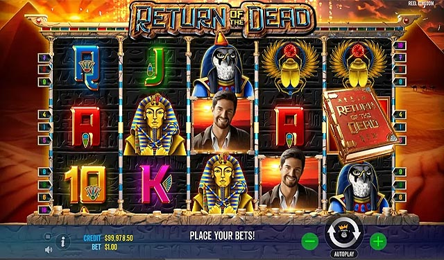 Ulasan Slot Pragmatic Play Indonesia - Return of the Dead Slot Online