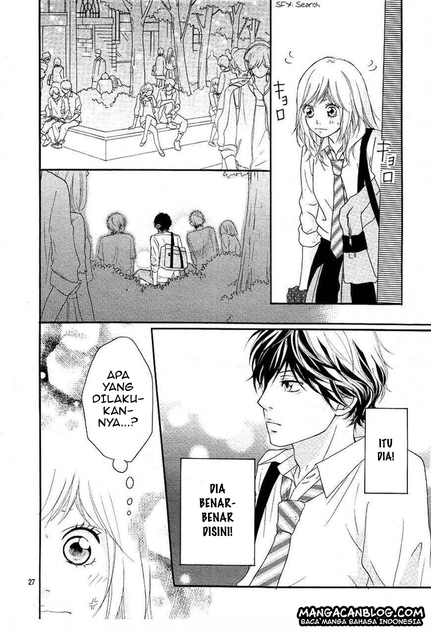 Ao Haru Ride Chapter 13-25