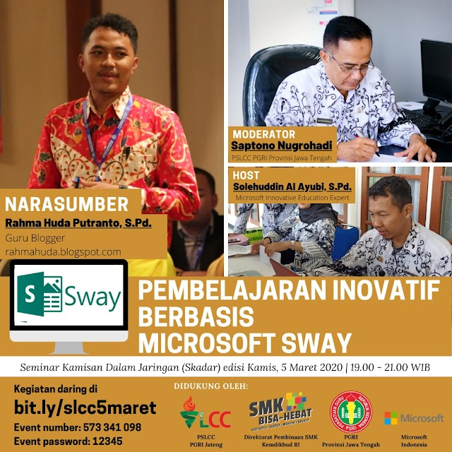 Microsoft 365: Sway