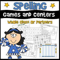 Spelling Games for the Classroom