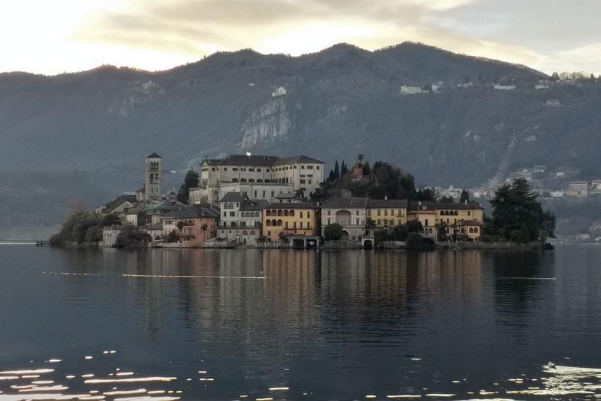 Co zobaczyć nad jeziorem Orta?