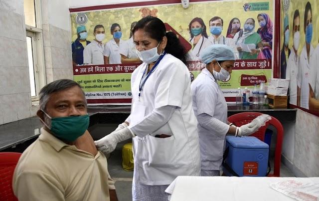 New cases in UP in last 24 hrs | उत्तर प्रदेश में नए कोरोना संक्रमण के केस।