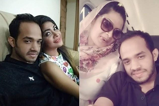 নায়িকা শিমলাকে বিয়ে করেছিলেন বিমান 'ছিনতাই চেষ্টাকারী'