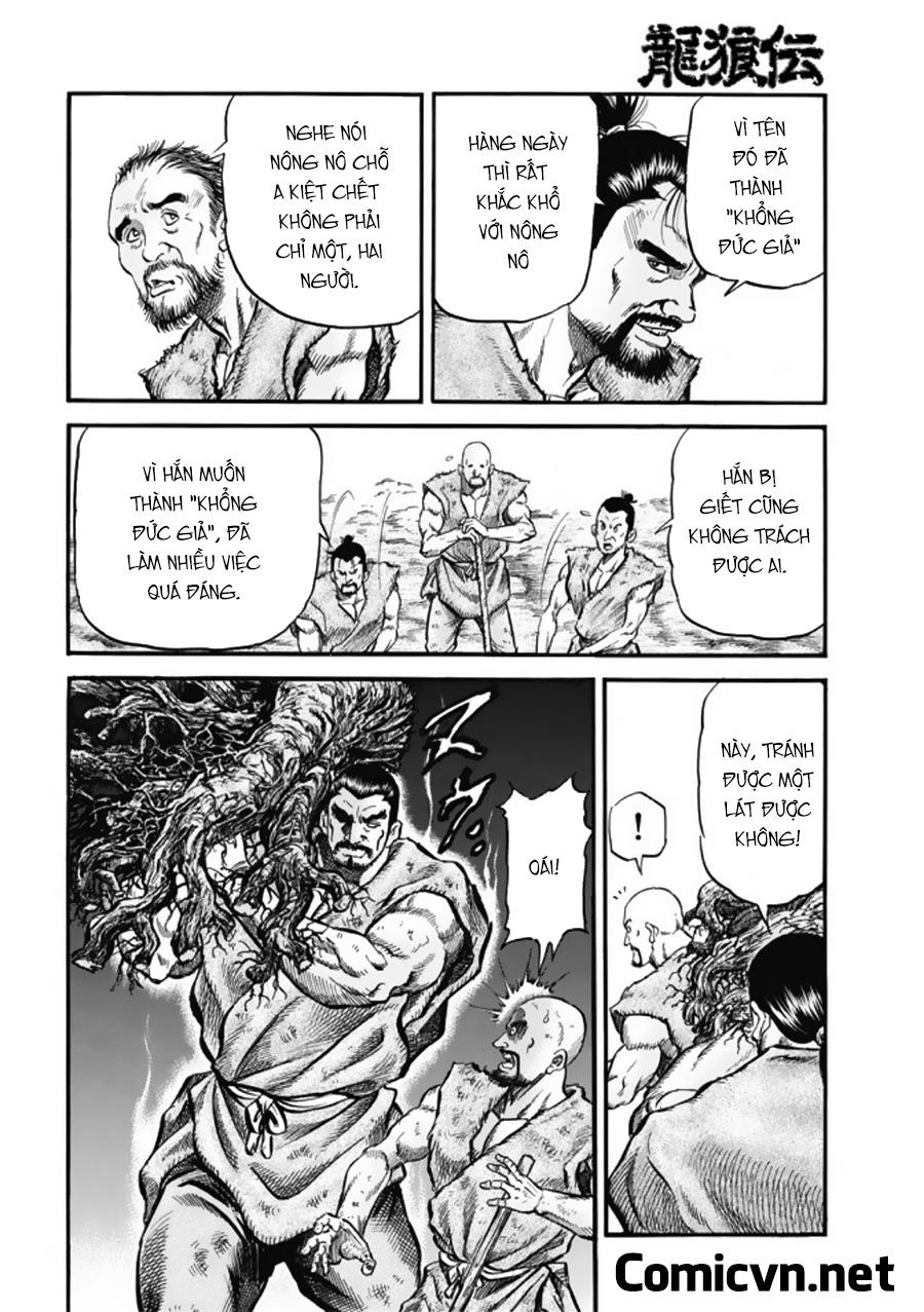 Chú Bé Rồng Chap 277 - Trang 4