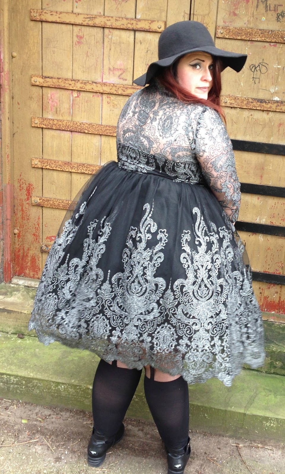 Chi Chi Curve Lottie Dress Review