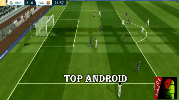 Download Dream League Soccer 2020 Spesial Mod Real Madrid