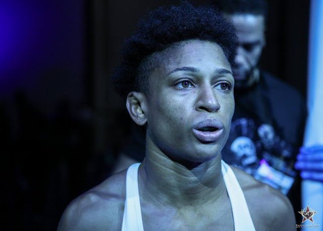 Alida Gray vs Angela Hill Invicta womens mma wmma