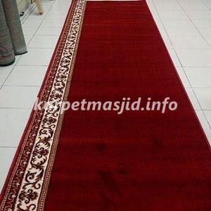 harga karpet masjid per meter tanah abang