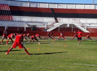 Atlético de Alagoinhas prioriza contratação de centroavante para a temporada 2020