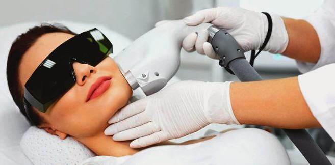 ازالة الشعر بالليزر Laser hair removal