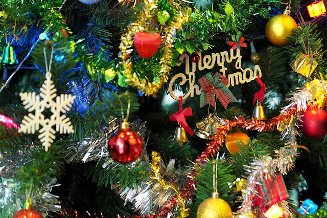 merry christmas colorful photoes