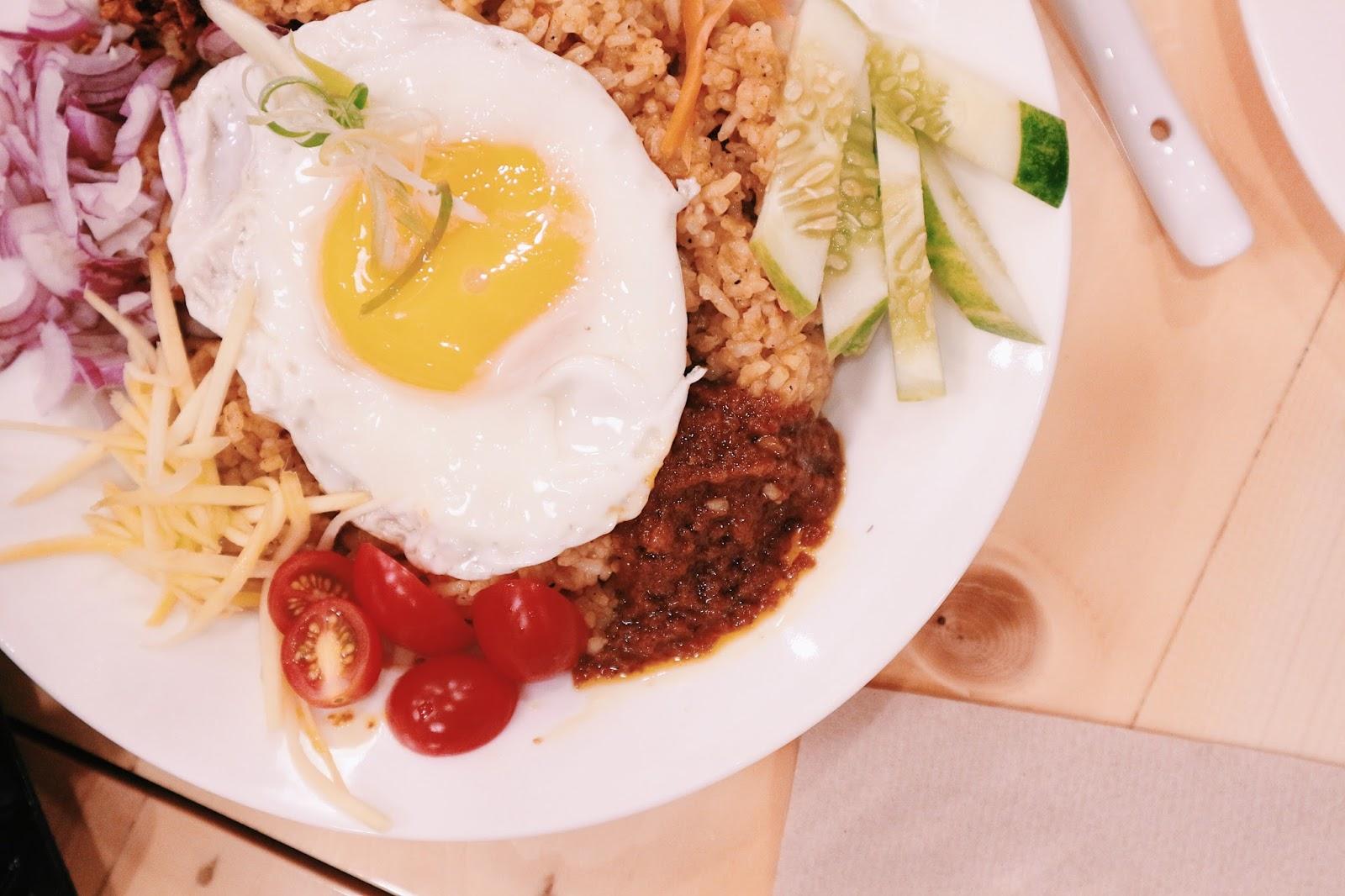 Flavors of Asia Davao - Nasi Goreng