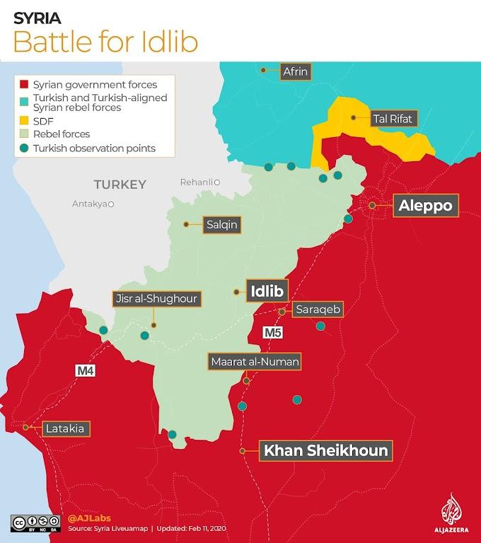 A última batalha na Síria?