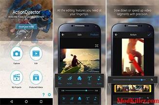 ActionDirector mod apk