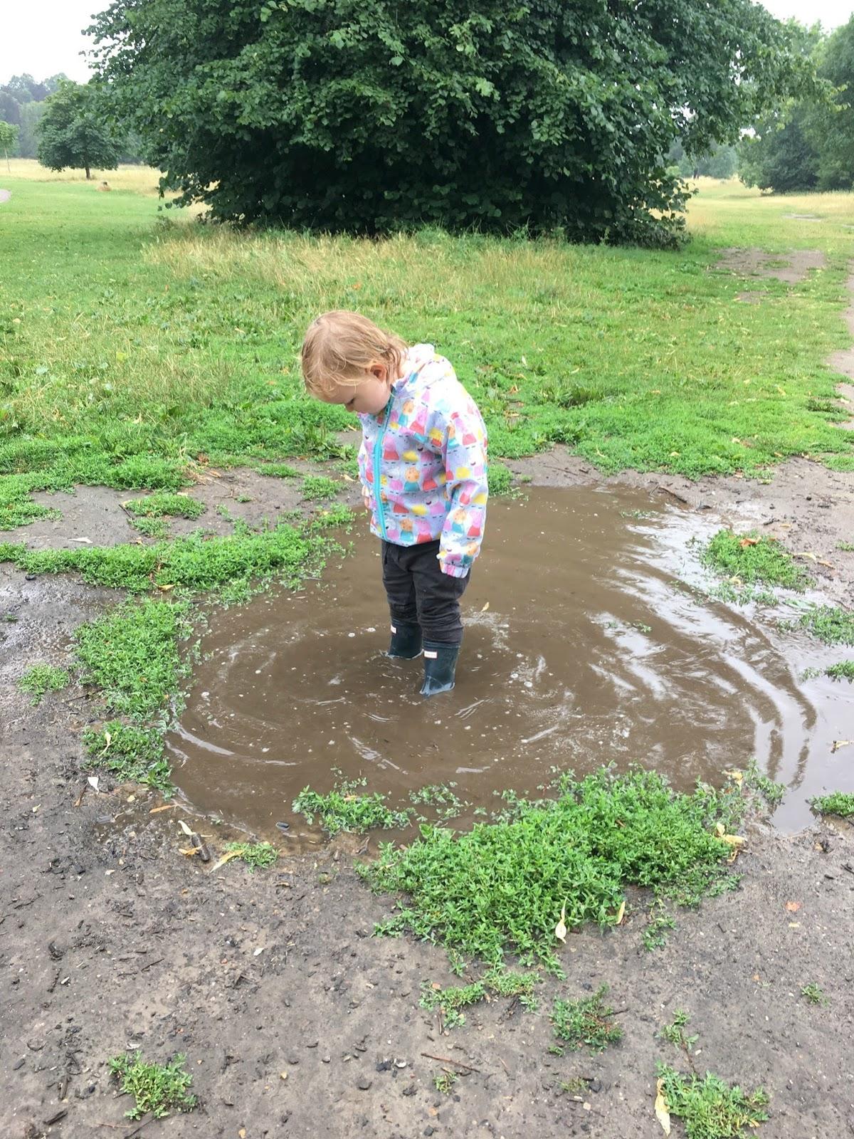 Jumping In Muddy Puddles The Enchanting Blog