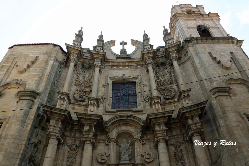 Iglesia de Santa Eufemia Ourense
