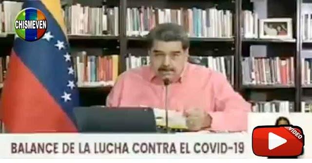 ESTAFADOR   Maduro quiere que el COVAX le devuelva el dinero de las vacunas (sin haber pagado nunca)