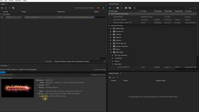 Adobe Media Encoder CC 2019 v13.0.1.12