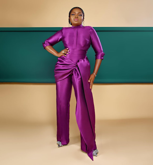 Beautiful and Blemishing! Actress Funke Akindele celebrates her 44th birthday in grand style (Photos)
