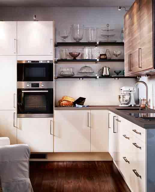 Mutfak Mobilya Sitesi: Küçük Mutfak Modelleri