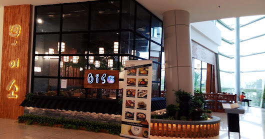 Oiso Korean Food, IOI City Mall