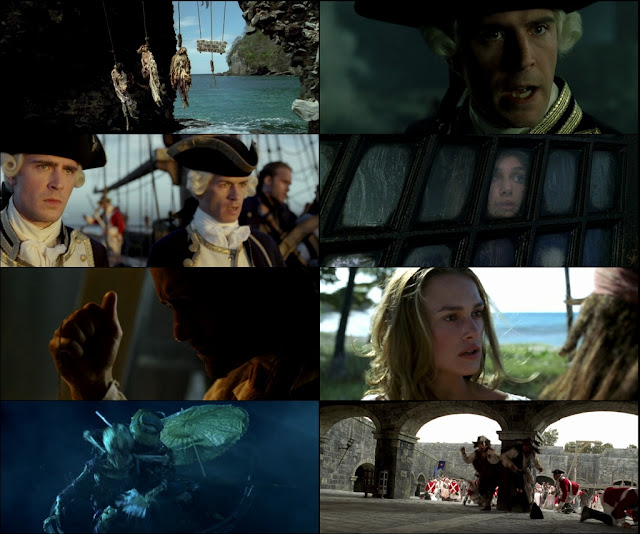 Pirates of the Caribbean: The Curse of the Black Pearl 2003 Dual Audio 1080p BluRay
