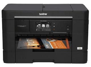 Brother MFC-J5720DW Driver Scanner Software