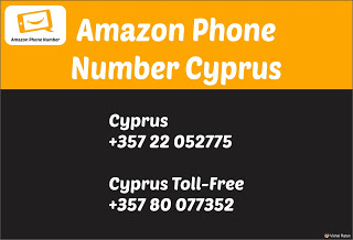 Amazon Phone Number Cyprus