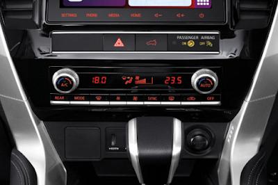 Fitur Canggih Mitsubishi Pajero Sport Dakar 4X2 Facelift