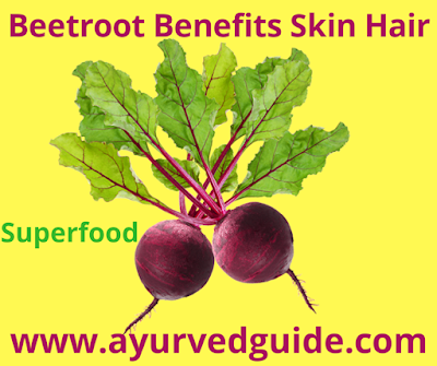Beetroot Benefits For Skin Hair