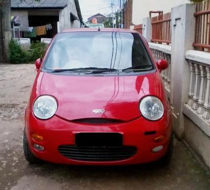 Iklan Bisnis Samarinda Dijual Cherry Qq Tahun 2008 Merah Ferrary Posisi Mobil Samarinda