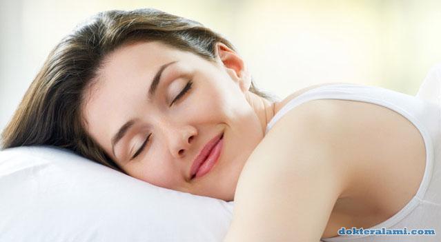 Mengatur Posisi Tidur