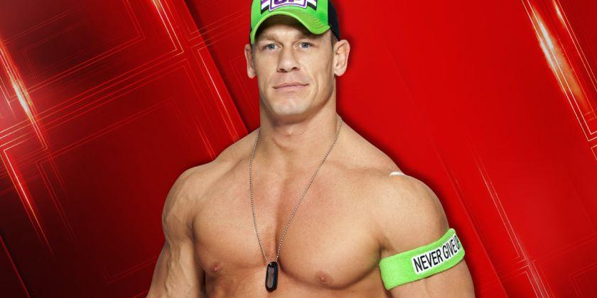 """John Cena Training For """"Something Big"""""""