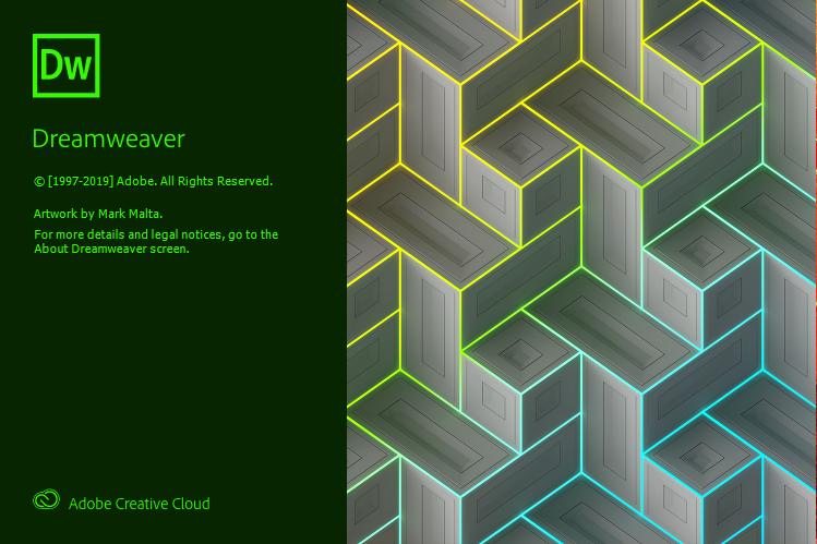 Adobe Dreamweaver 2020 v20.0.0.15196 (x64) + Ativador Download Grátis