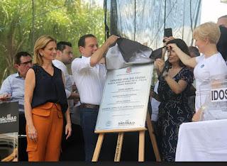 Governador inaugura Centro Dia do Idoso de Registro-SP