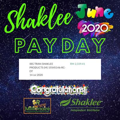 Bonus Shaklee