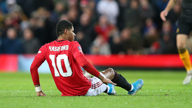 Rashford will look how he can improve and score more goals - Louis Saha