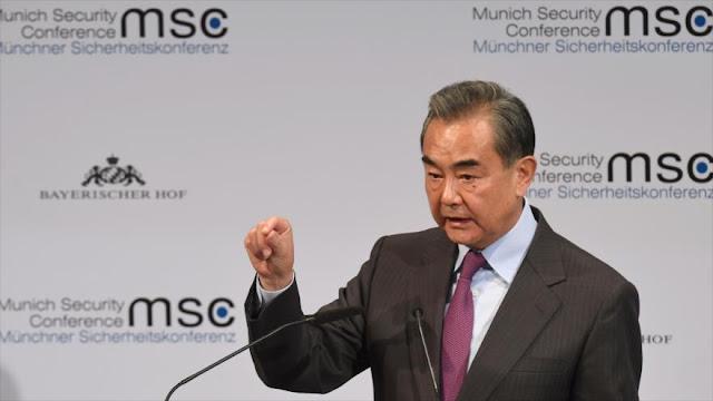 China defiende a Palestina y critica políticas de EEUU