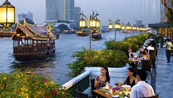 بانكوك ، عاصمة تايلاند