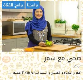برنامج سمر حمدي