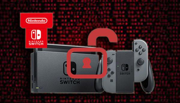 Info de Geek !: Nintendo Switch : JailBreak Loading